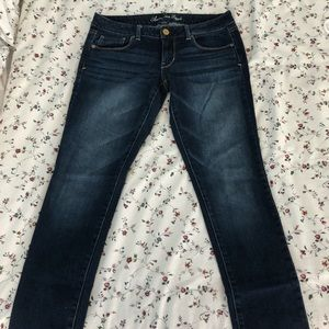 American Eagle Jeans (new without tags) 8 Long
